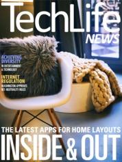 Cover Majalah TechLife News US ED 322 Maret 2018