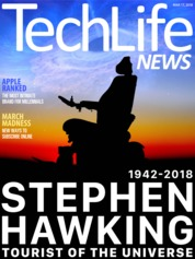 Cover Majalah TechLife News US