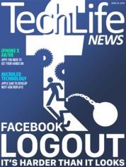 Cover Majalah TechLife News US ED 334 Maret 2018