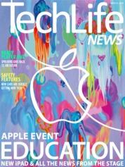 Cover Majalah TechLife News US ED 335 Maret 2018
