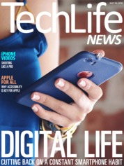 TechLife News US Magazine Cover ED 343 May 2018