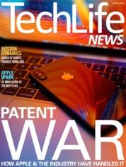 Cover Majalah TechLife News US ED 345 Juni 2018