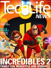 Cover Majalah TechLife News US ED 346 Juni 2018