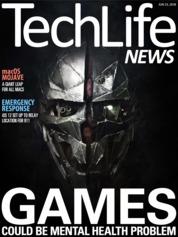 Cover Majalah TechLife News US ED 347 Juni 2018