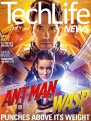Cover Majalah TechLife News US ED 349 Juli 2018