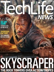 Cover Majalah TechLife News US ED 350 Juli 2018
