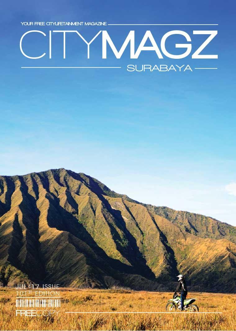 Majalah Digital CITYMAGZ Juli 2017