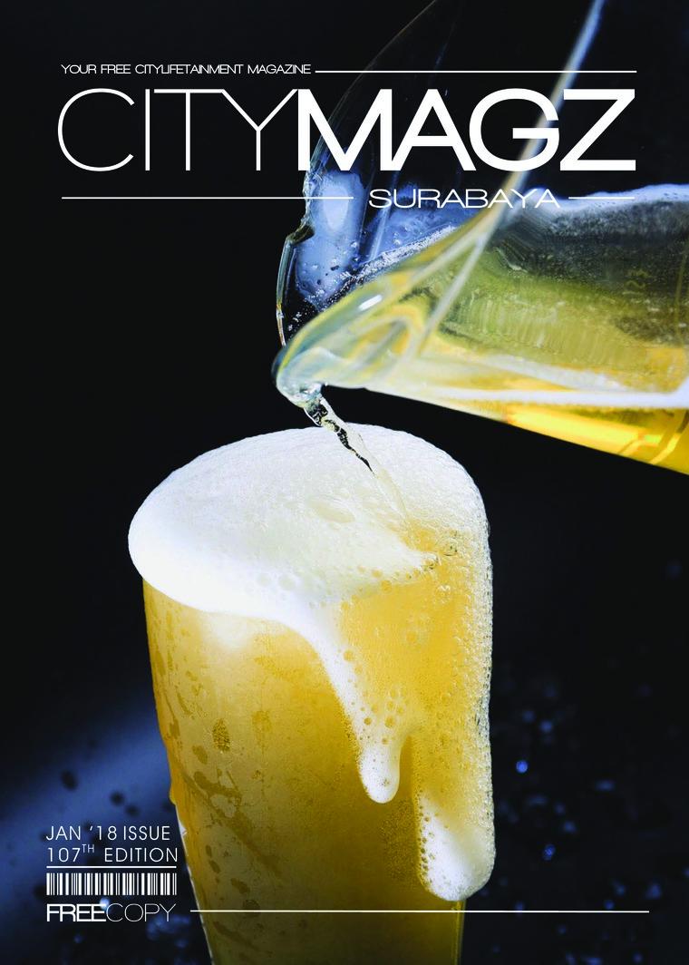 Majalah Digital CITYMAGZ Januari 2018