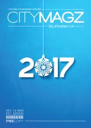 CITYMAGZ Magazine Cover December 2016