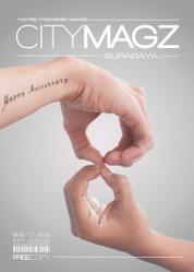 Cover Majalah CITYMAGZ Maret 2017
