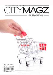 CITYMAGZ Magazine Cover May 2017