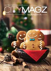 CITYMAGZ Magazine Cover December 2017