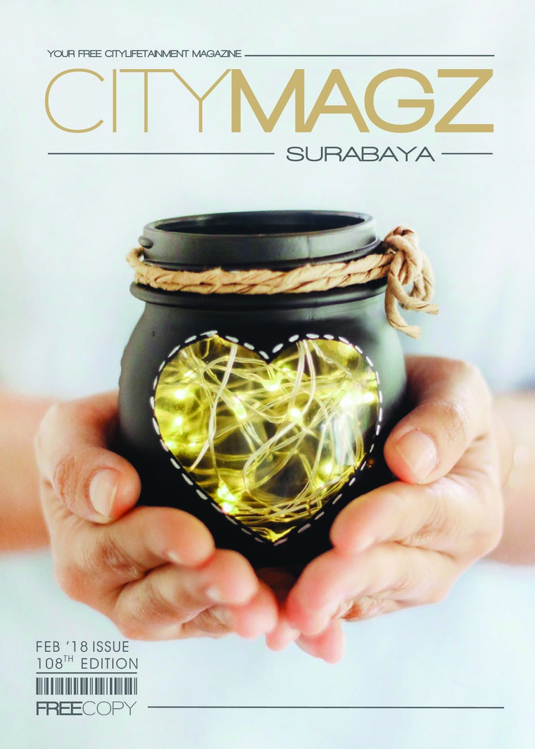 CITYMAGZ Digital Magazine February 2018