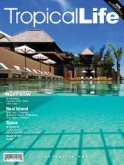 Cover Majalah Tropical Life Mei–Agustus 2013