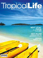 Cover Majalah Tropical Life September–Desember 2013