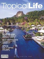 Cover Majalah Tropical Life Januari–April 2014