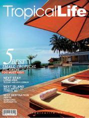 Cover Majalah Tropical Life Mei–Agustus 2014