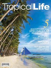 Cover Majalah Tropical Life September–Desember 2014
