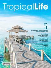 Cover Majalah Tropical Life Mei–Agustus 2016