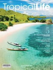 Cover Majalah Tropical Life Januari–April 2017