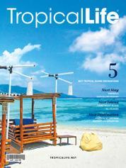 Cover Majalah Tropical Life Mei–Agustus 2017