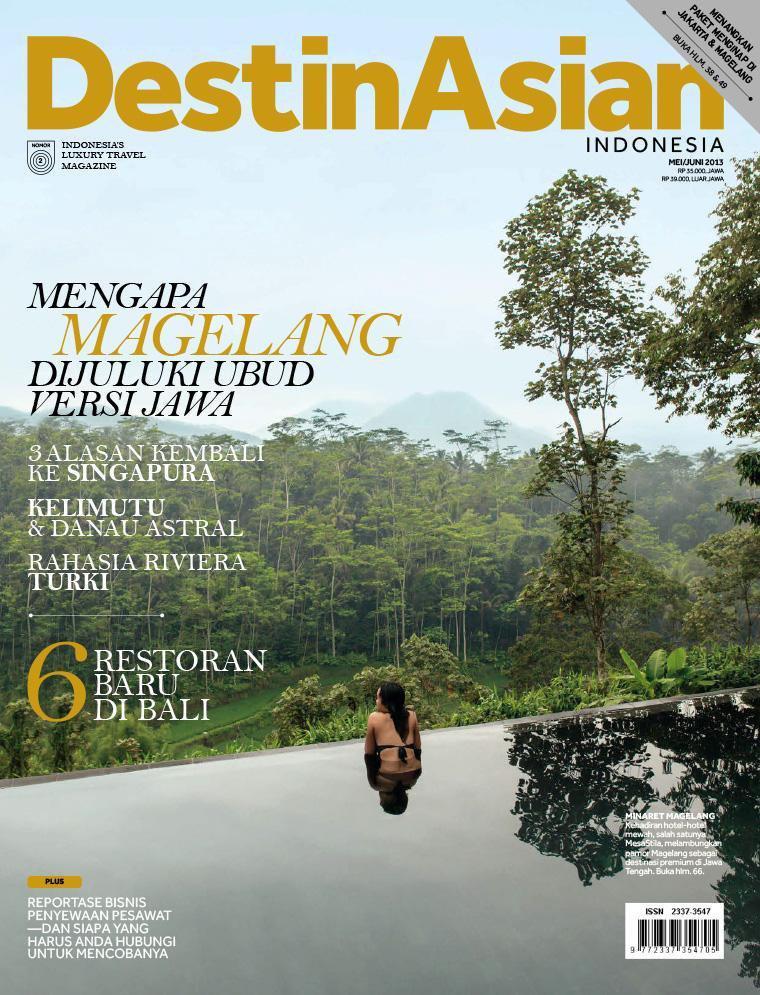 Majalah Digital DestinAsian Indonesia Mei–Juni 2013