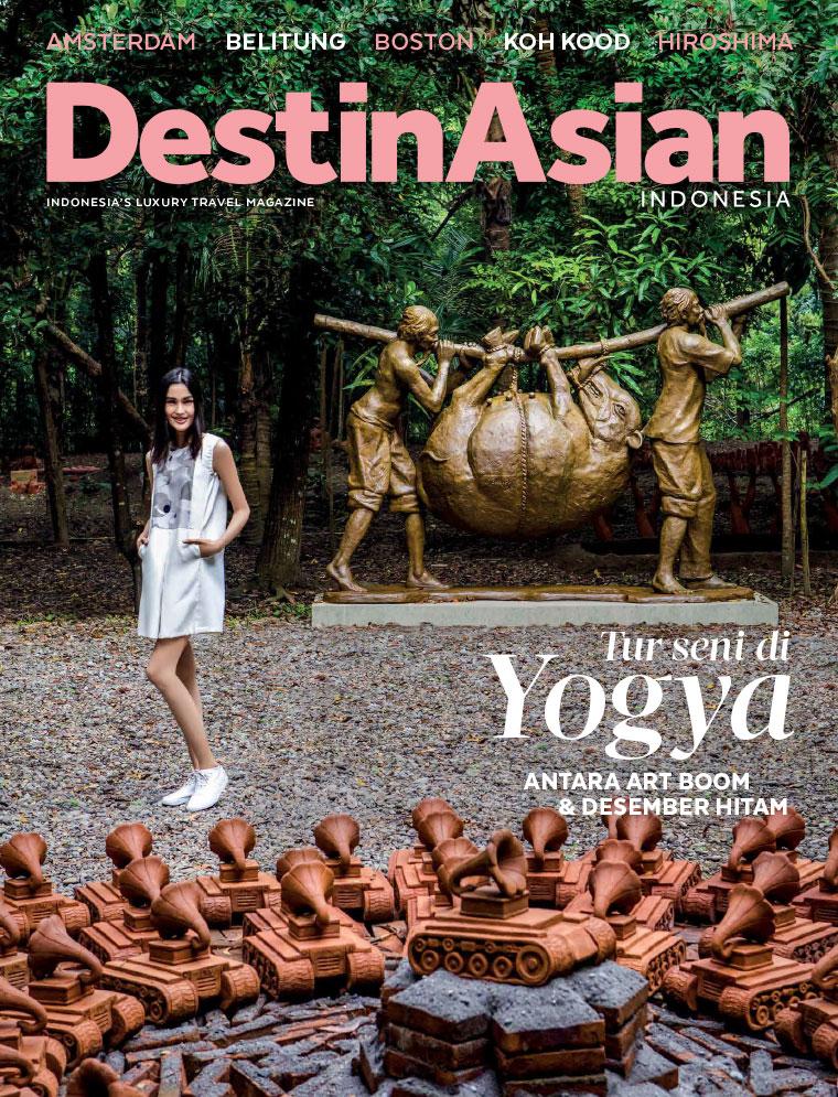 Majalah Digital DestinAsian Indonesia November–Desember 2015