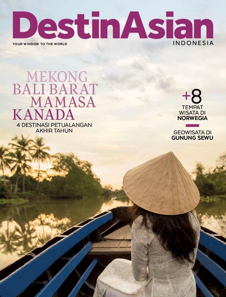Majalah Digital DestinAsian Indonesia November–Desember 2016