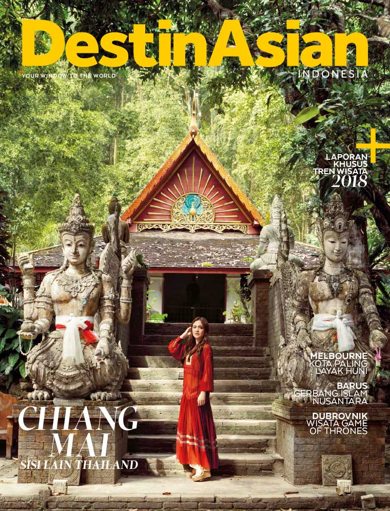 DestinAsian Indonesia Digital Magazine January–March 2018