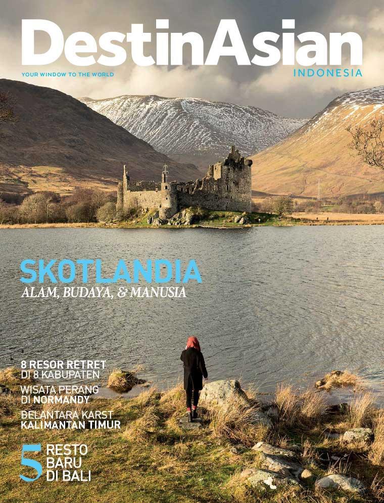 Majalah Digital DestinAsian Indonesia November–Desember 2017