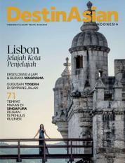 Cover Majalah DestinAsian Indonesia Mei–Juni 2015