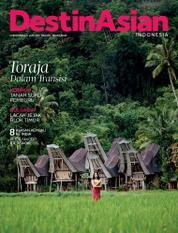 Cover Majalah DestinAsian Indonesia Juli–Agustus 2015