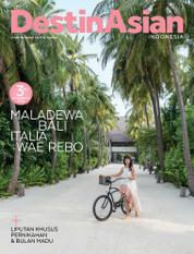 Cover Majalah DestinAsian Indonesia Maret–April 2016