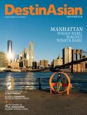 Cover Majalah DestinAsian Indonesia Mei–Juni 2016