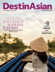 Cover Majalah DestinAsian Indonesia November–Desember 2016
