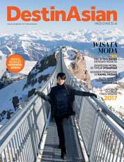 Cover Majalah DestinAsian Indonesia Januari–Februari 2017