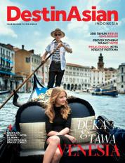 Cover Majalah DestinAsian Indonesia Mei–Juni 2017