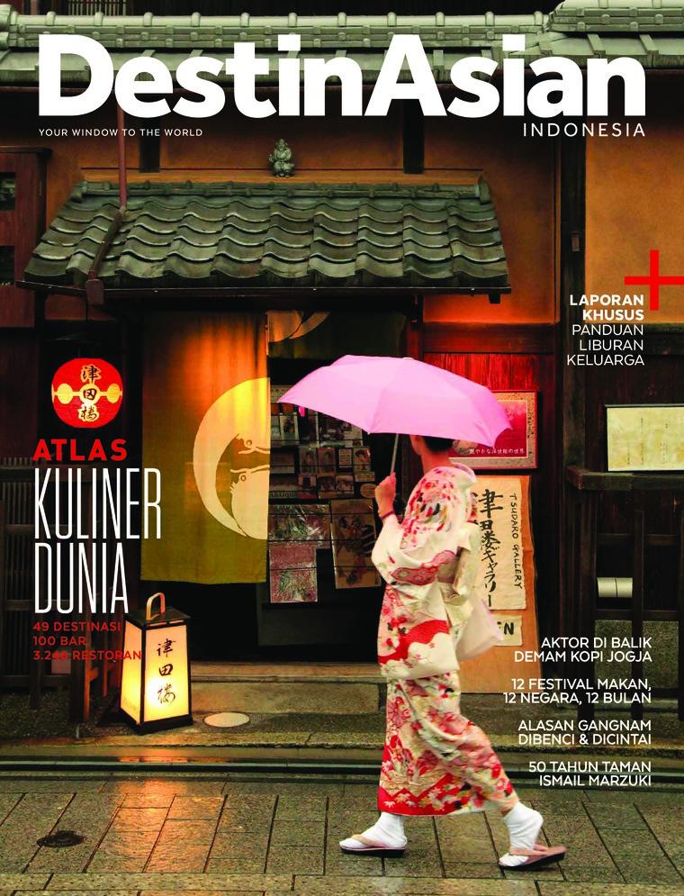 Majalah Digital DestinAsian Indonesia Oktober-Desember 2018