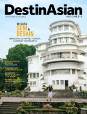DestinAsian Indonesia Magazine Cover April–June 2018