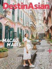 Cover Majalah DestinAsian Indonesia ED 03 Juli 2019