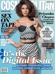 COSMOPOLITAN India Magazine Cover