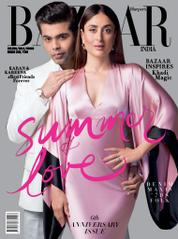 Harper's BAZAAR India Magazine Cover