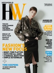 Her world Singapore Magazine Cover July 2019