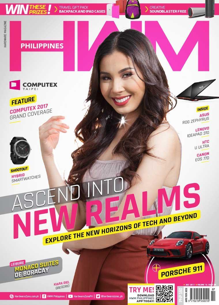 Majalah Digital HWM Philippines Juli 2017