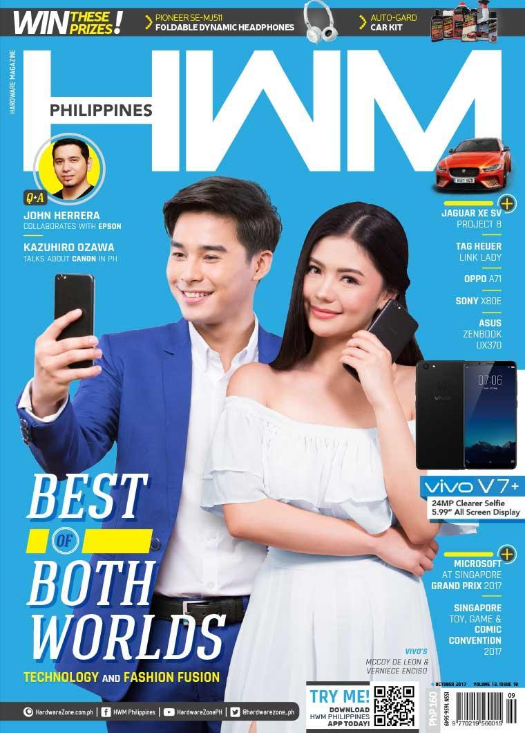 Majalah Digital HWM Philippines Oktober 2017