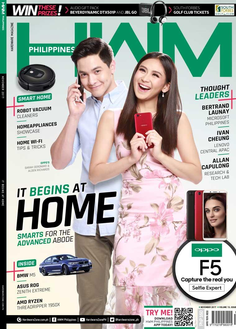 Majalah Digital HWM Philippines November 2017