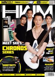 Cover Majalah HWM Philippines Juni 2016