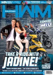 Cover Majalah HWM Philippines Juli 2016