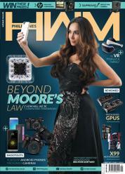 Cover Majalah HWM Philippines Agustus 2016