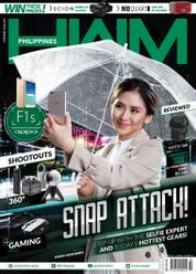 Cover Majalah HWM Philippines September 2016